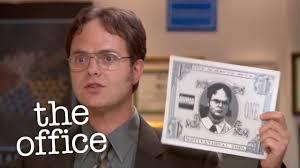 The Office Schrute Bucks