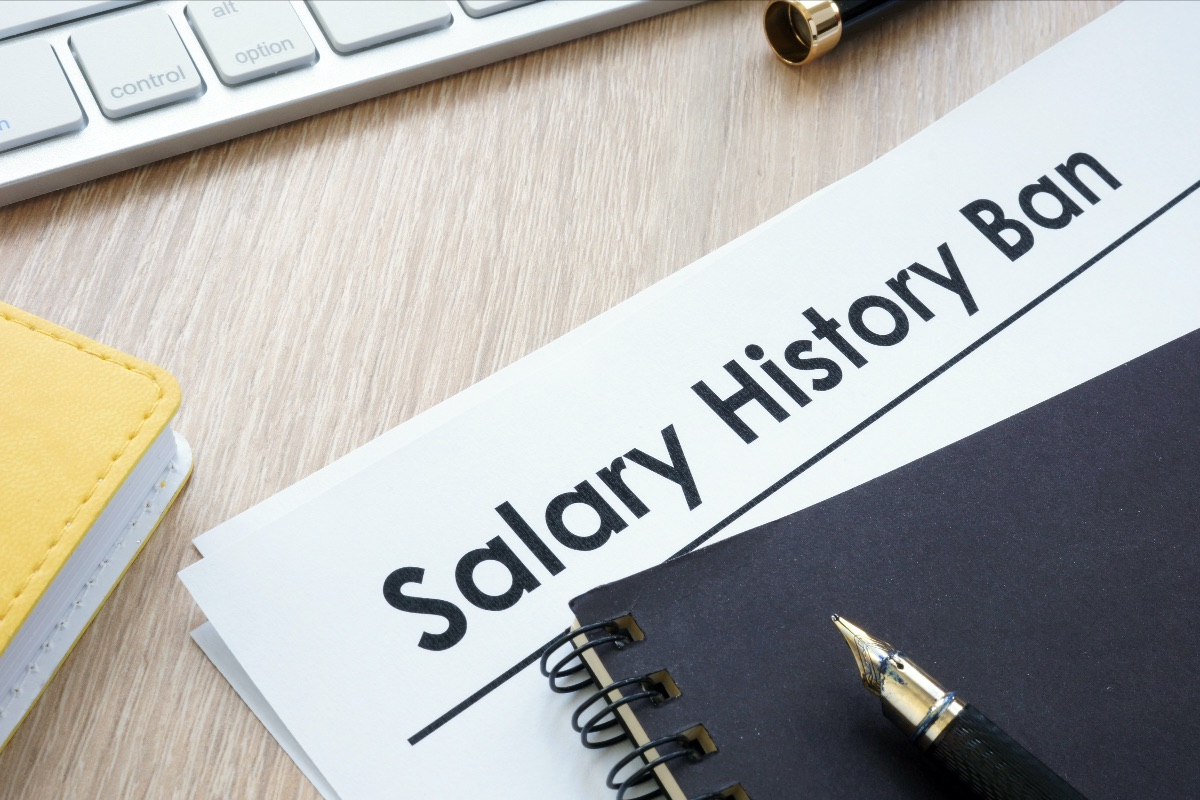 Salary history request